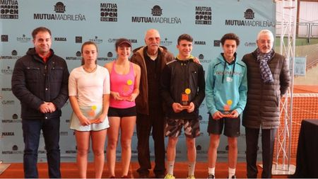 Mutua Madrid Open Sub 16 de Zaragoza