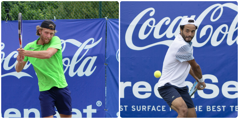 Hugo Grenier y Laurent Lokoli disputarán la final del Open Kiroleta